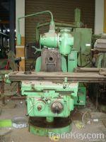 lathe , milling , drilling machine.