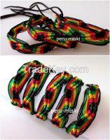 Rasta Friendship Bracelets Classic