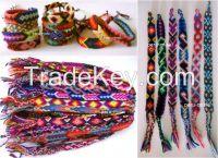 Friendship Bracelets Cuzco, Wool