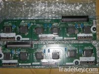 Plasma TV buffe board parts JP6122 JP6123 JA09842-A JA09842-B