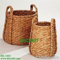 Water Hyacinth Basket KH-1001