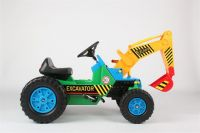 New Design Kids Riding Toys|Pedal Excavator Car