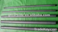 carbide rods for machining heat-resistant alloys