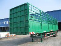 Side wall trailer