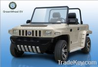 2-Seater Jimma Golf Carts 80KM 60KPH 7.5KW Auto Transmission