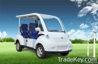4-Seater Golf Carts