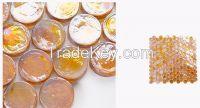 Mix Glass mosaic -  Orange