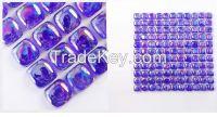 Mix Glass mosaic -  Purple