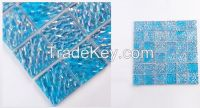 Mix Glass mosaic -Blue
