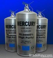 PURE SILVER LIQUIDE METALLIC MERCURIAL 99.999%