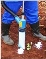 KNAPSACK FERTILIZER APPLICATORS napsack Granule Fertilizer Applicator