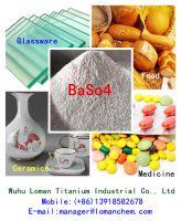 Barium Sulfate 98%  Industrial Grade, High Puriy, Precipitated