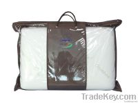 Clear PVC & PPNW Pillow Bag with Rope Handle