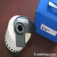 62mm brother label DK 22205 thermal transfer printer ribbon