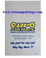 FL-16 Flat plastic poly bag for garbage