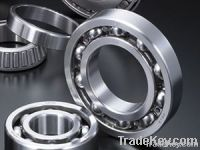 ball bearings, deep groove ball bearings