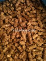 8mm wood pellets
