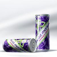 Buzz Monkey Energy Drinks