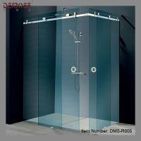 prefab luxury glass shower room