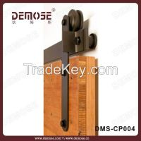 china custom wood sliding barn door hardware