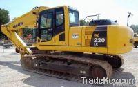 Used Excavator (Komatsu PC220-8)