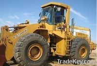 The used Kawasaki wheel loader KLD90Z Chrismas Special for sell