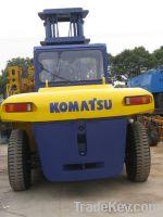 used Komastu forklift for sell