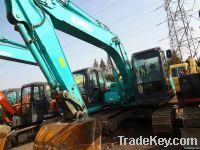 used excavator, Kobelco130-8