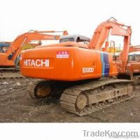 used excavator, Hitachi EX200-2 for sell