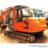 used excavator, HIACHIEX60 for sell