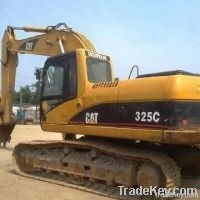 used excavator, Caterpillar 325C for sell