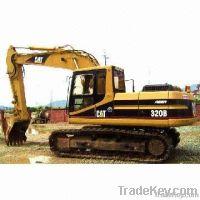 used excavator, Caterpillar CAT 320B for sell