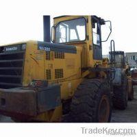 used bulldozer, Komatsu WA320-3 for sell