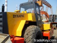 used road roller, Dyanpac CA25D