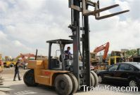 Used forklift, TCM15T for sell