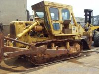 Used bulldozer, CATD7G for sell