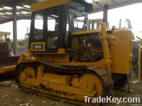 used bulldozer, CATD6D