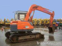 used excavator, Hitachi 75U for sell