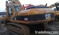used excavator, Caterpillar 330C for sell