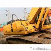 Used excavator, Komatsu PC300-7 for sell