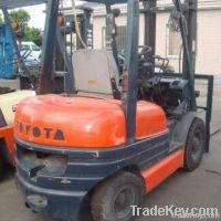 used forklift, Toyoka  FD30 forklift for sell