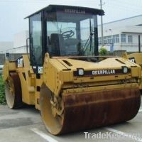 used road roller, Catperpillar CB-564D for sell