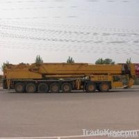 used truck crane, DemagAC900 for sell