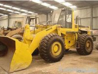 used wheel loader, Komatsu WA470 for sell