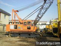used Hitachi crawler crane, KH180 for sell