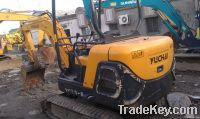 used excavator, YUCHAI YC30-8 for sell