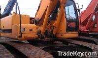 used excavator, Hyundai R215-7C for sell