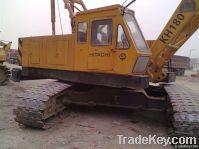 Used crane, Hitachi KH180 for sell