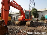 used excavator, DOOSAN 150LC-7 for sell