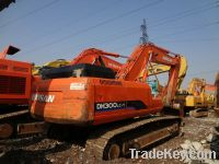 used excavator, doosan dh300lc-7 for sell